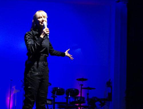 Déborah Rosenkranz Live im CZM